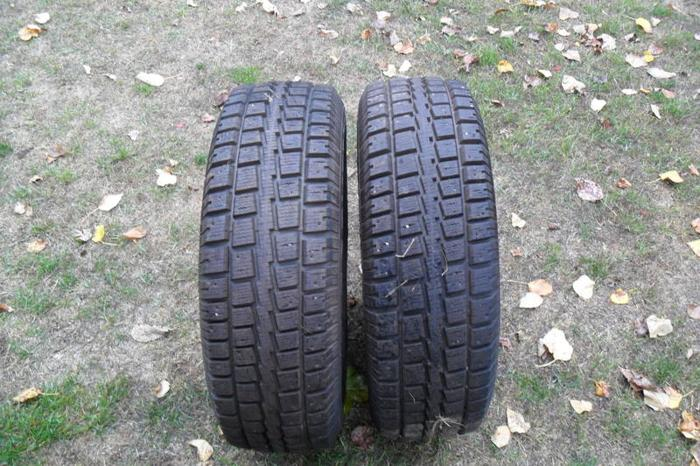 235X75x15 Tires for Sale http://fruitvale.britishcolumbiaads.com/car-parts/pair-of-p-23575-15-snow-tires_1530414.html