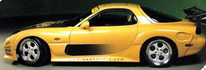 1993 CUSTOM MAZDA RX7 SHOW /RACE/ STREET LEGAL CAR in North Vancouver ...
